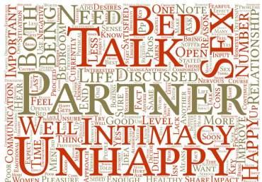 Sprechen Sie mit Ihrem Partner. Konflikt kann Chance für Weiterentwicklung sein.